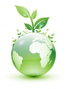 legacy of clean green earth sprout